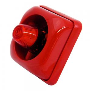Fire Alarm Siren and Horn