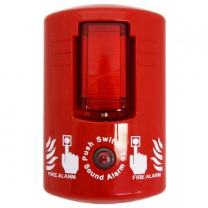 Manual Call Point and Emergency Button