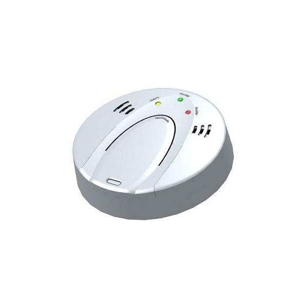 Wireless Standalone Battery-powered CO Alarm Detector