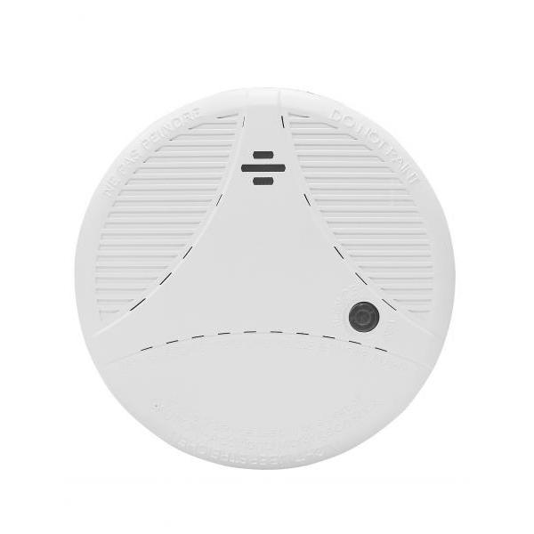 Wireless CO & Smoke Alarm Detector | Radio Link Interconnect