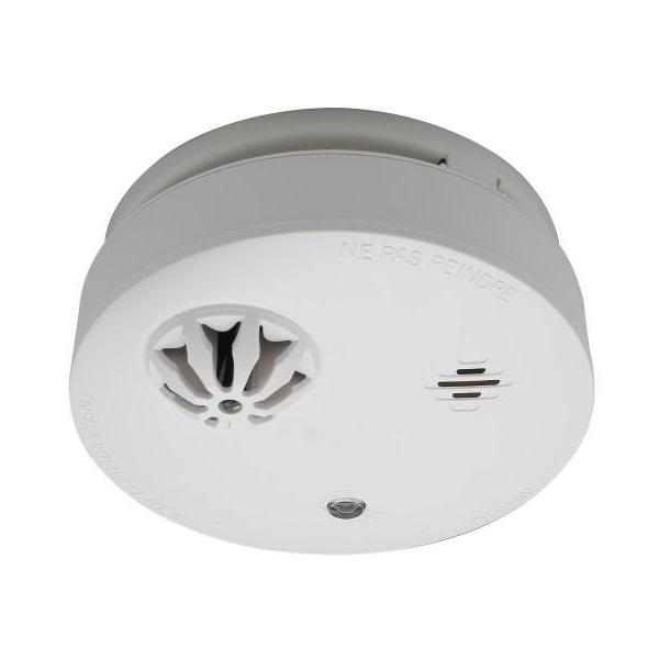 Wireless Smoke and Heat Combination Alarm